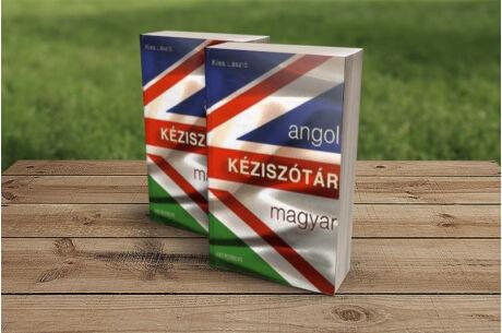Kiss László: Angol-magyar kéziszótár