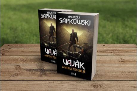 Andrzej Sapkowski: A megvetés ideje - Vaják IV.