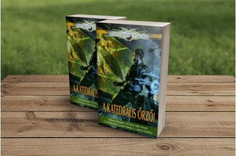 Antológia: A Katedrális Őrzői - Mysterious Universe antológia