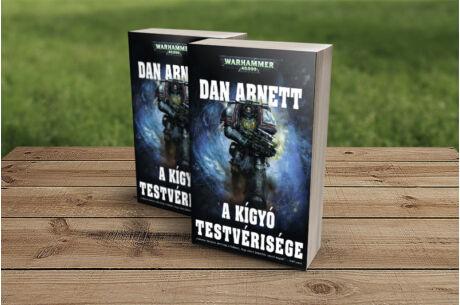Dan Abnett: A Kígyó Testvérisége