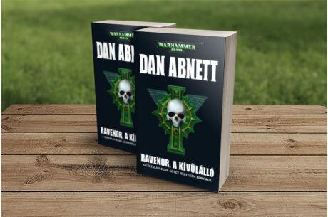Dan Abnett: Ravenor, a kívülálló