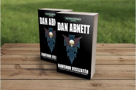 Dan Abnett: Ravenor Visszatér