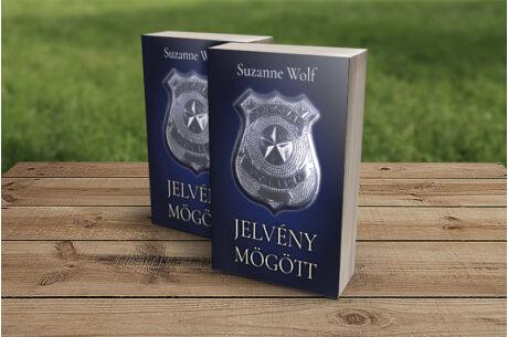 Suzanne Wolf: Jelvény mögött