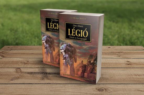 Dan Abnett: Légió
