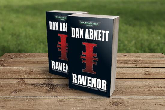 Dan Abnett: Ravenor - Warhammer 40.000