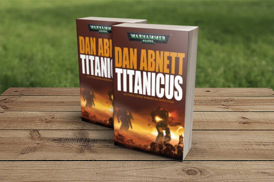 Dan Abnett: Titanicus