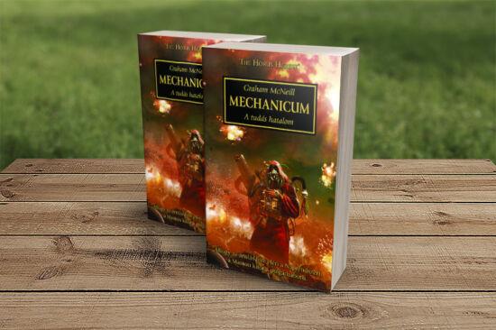 Graham McNeill: Mechanicum