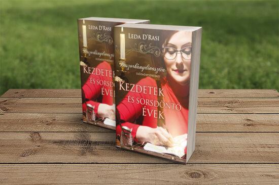 Leda D'Rasi: Kezdetek és sorsdöntő évek